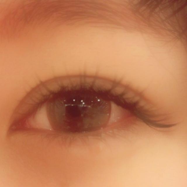ぱっちりタレ目eye